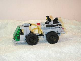 Classic Space Mobile Small Ship Launcher