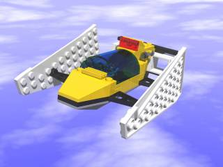 Racing Aerospacecraft
